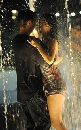 Tango In The Fountain 8-21-11