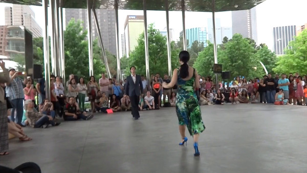 Tango in the Park Videos 4-26-15