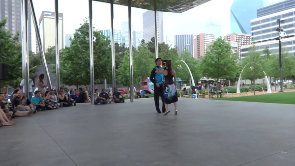Tango in the Park Videos 5-25-14