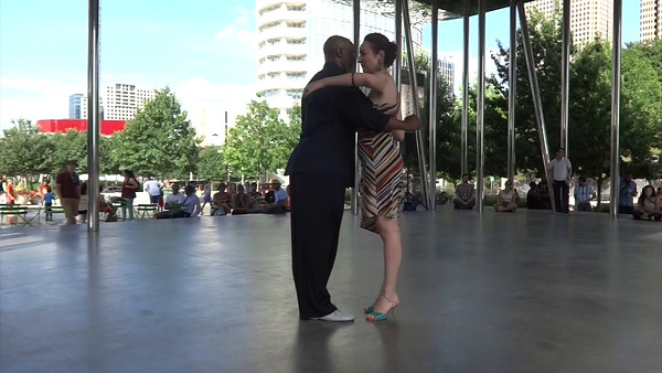 Tango in the Park Videos 6-26-16