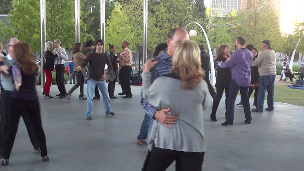 Tango in the Park Videos 10-20-13