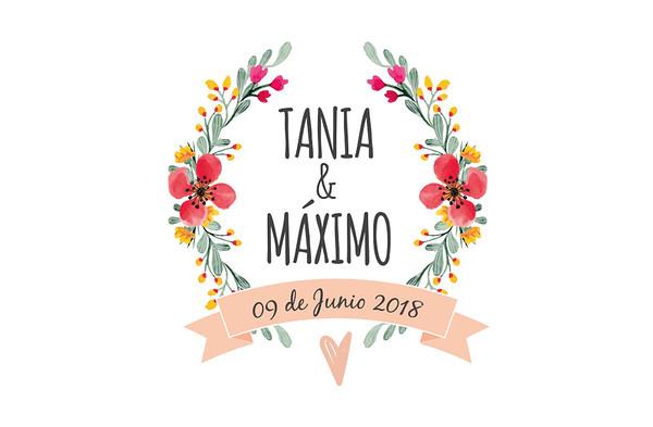 Tania & Máximo - 9 junio 2018