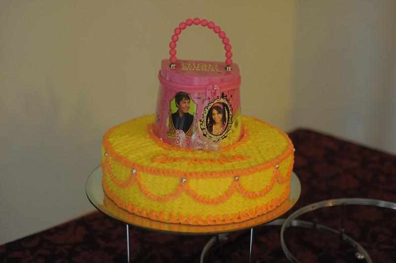 "Birthday Cake - ""High School Music"""