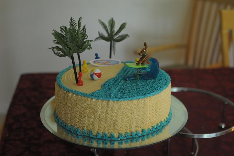 Birthday Cake - Scooby Doo