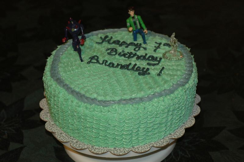 Birthday Cake: Danny Phantom