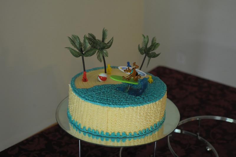 """Birthday Cake - """"Scooby Doo"""""""
