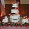 Wedding Cake - Valentine's Day 2009