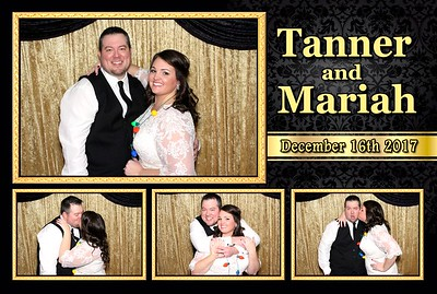 Tanner And Mariah's Wedding
