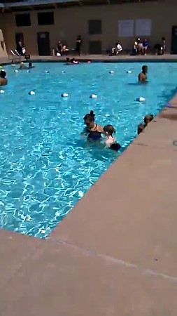 Swim Class June-July 2015
