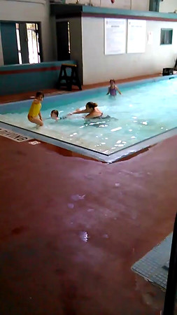 Swim Lessons May-June 2015