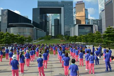 (140910)屯元天區祝福香港和諧平安禱告會
