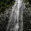 Hike to Mt. Kilimanjaro waterfalls: Waterfall--wow