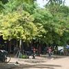 Typical street scene in Karatu