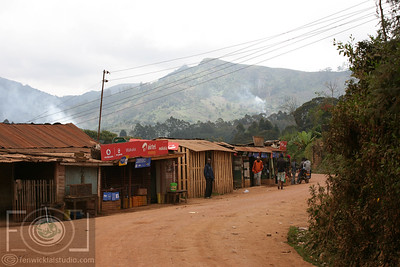 Lushoto To Lukozi  - Usmabara Mountains -  Tanzania _-25