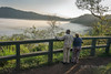 Enjoying the view, Ngurdoto Crate, Arusha National Park, Tanzania