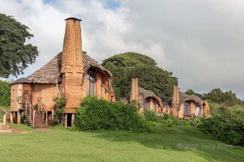 Accommodations, AndBeyond Ngorongoro Crater Lodge, Tanzania