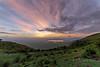 Dawn overlooking the Ngorongoro Caldera, Tanzania