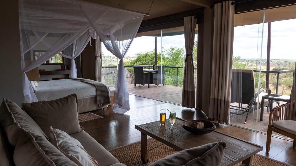 Luxury safari in Tanzania: Lemala Kuria Hills Lodge at northern Serengeti National Park