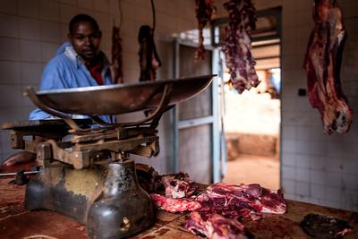 Tanzanian Butcher
