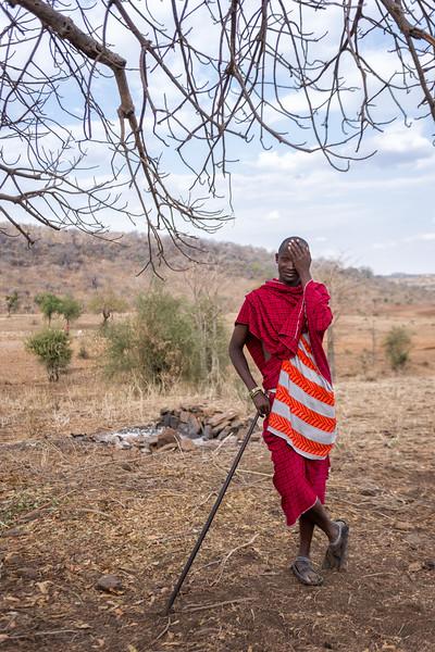 Maasai Chief's Son