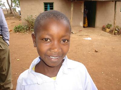 Our Sponsor child Adeliene