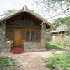 Cabin at Ndutu