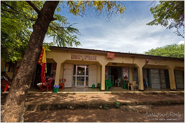 Modern styled shop in Mto wa Mbu