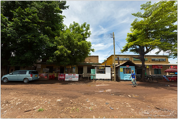 Stroll through the local shops and houses in Mto wa Mbu, Arusha Region, Tanzania