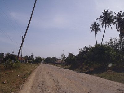 Beginning of Mkoma Bay-- Pangani, Tanzania