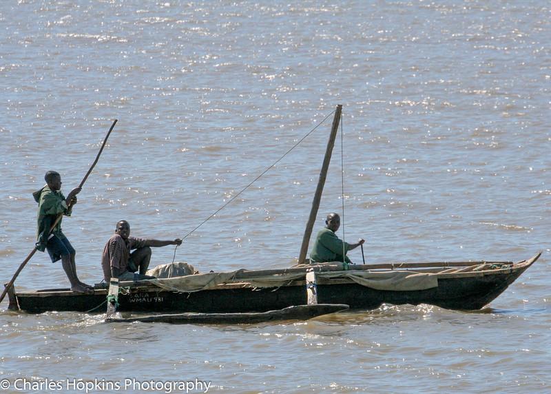 Dhow fishermen