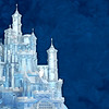 Frozen Castle Background