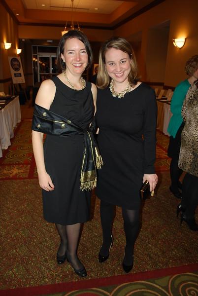 Kathleen McLaughlin and Amanda Courcy (1)