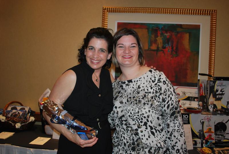 Jennifer Quezada and Michelle Hunter