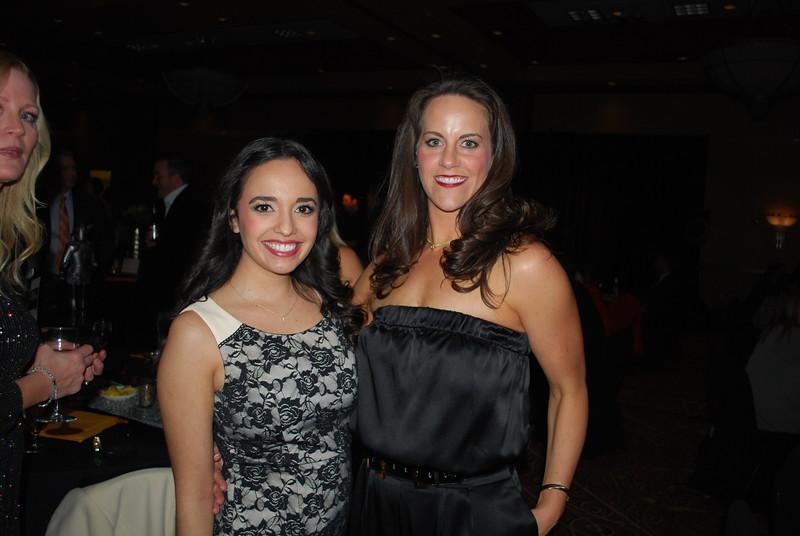 Brianda Quinones and Erin Lewis