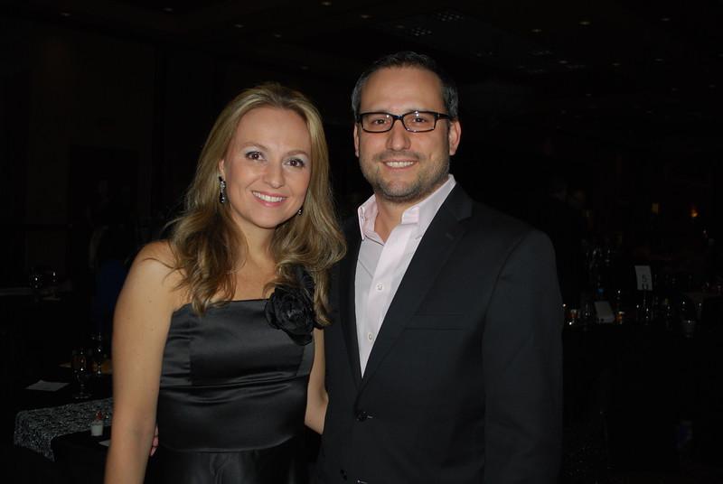 Vanessa and Roberto Lahorgue