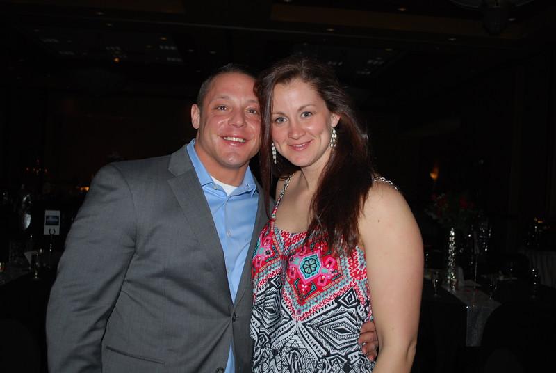 Sarah Miser and Colby Miser
