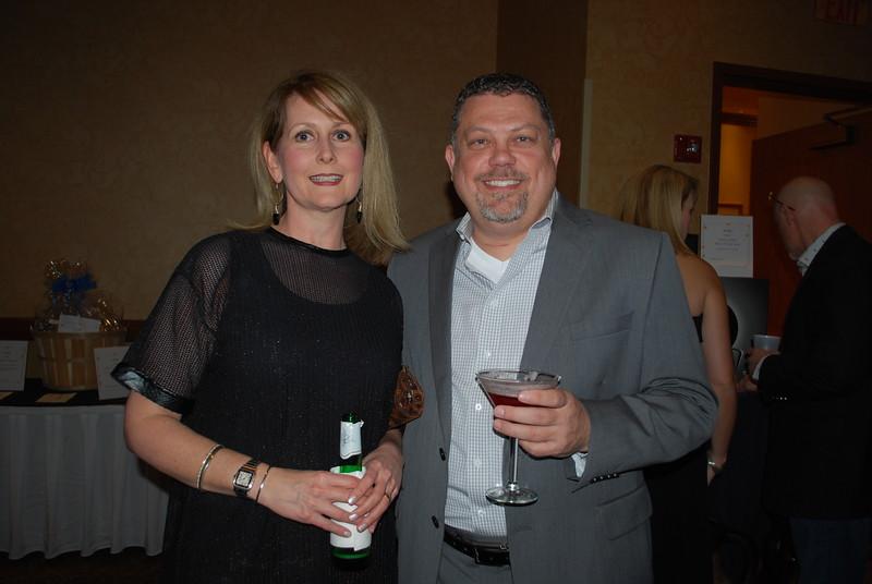 Debra Layton and Michael Parks