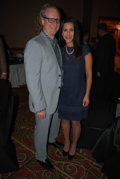 Brett Dye and Simone Tamer (1)