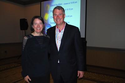 Kathleen McLaughlin and Tim Costigan1