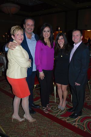 Celia Swanson, Mike & Gisel Ruiz, Jill & Mike Gonce2
