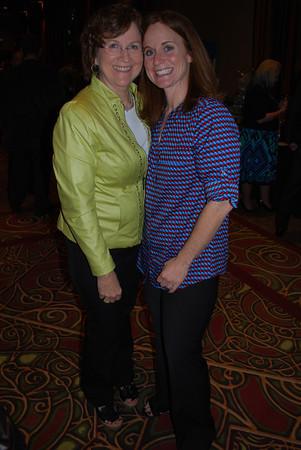 Paulette Golble, Gena Myers2