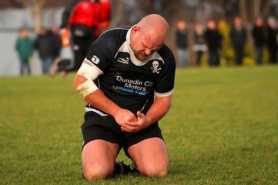 Dunedin Club Rugby - Zingari Richmond v Pirates - 18th June 2011