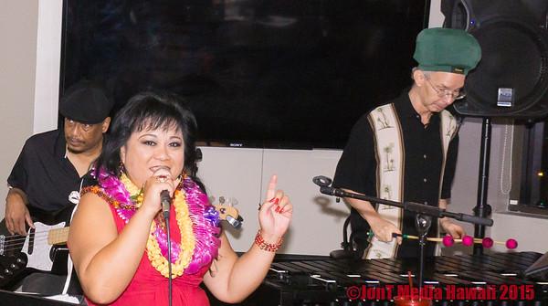 TAPESTRY @ The Honolulu Club 10-1-2015