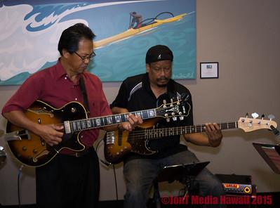 TAPESTRY @ The Honolulu Club 12-3-2015