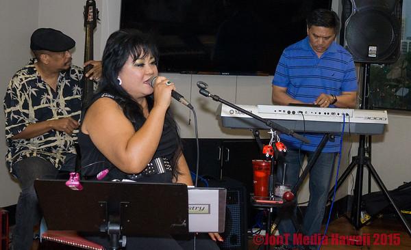 TAPESTRY @ The Honolulu Club 8-6-2015
