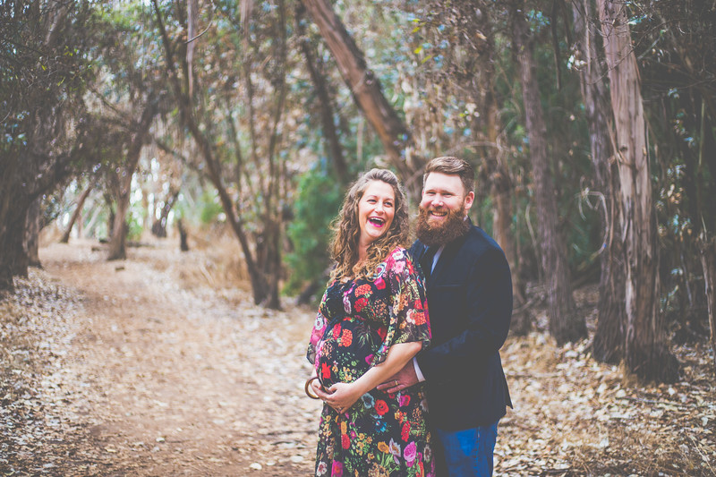 Tara & David - Maternity Session