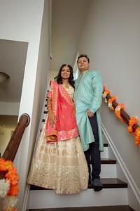 Taral & Vaibhavi Vasant 0022