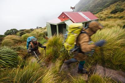 Nichols Hut, Tararua Forest Park