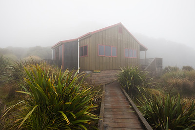 Waiopehu Hut, Tararua Forest Park