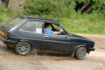 The Blue Streak Targa and Historic Rally Challenge